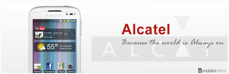 Alcatel Banner