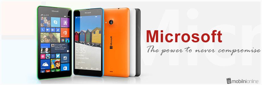 Microsoft mobilni telefoni