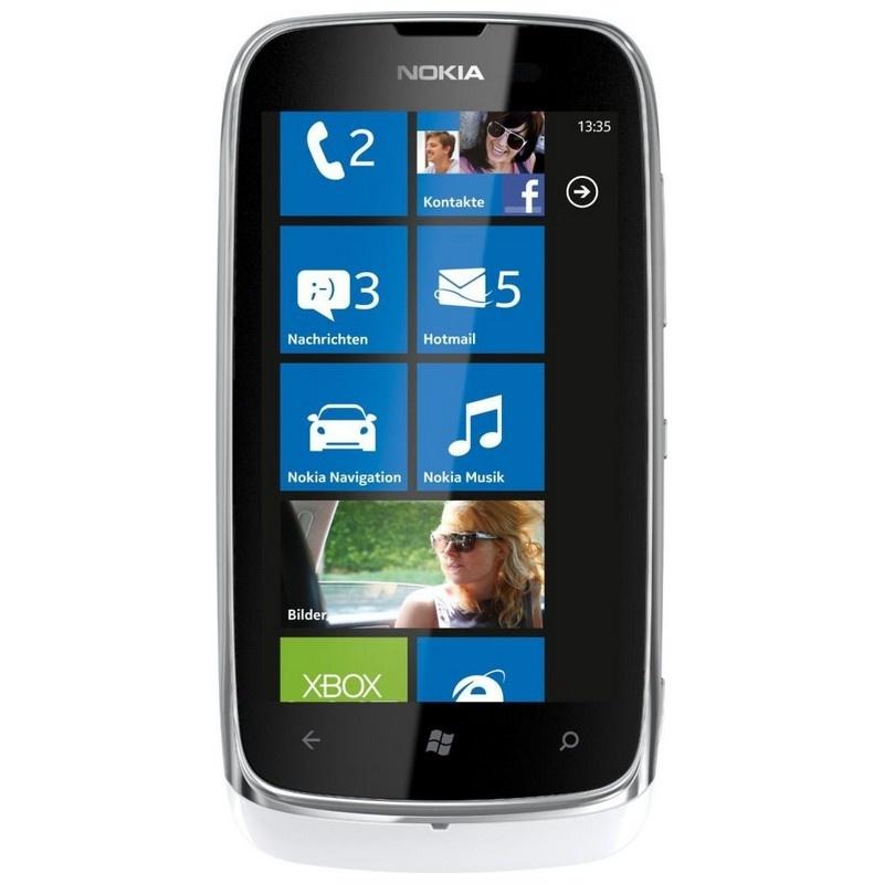 nokia 610 lumia mobilni telefoni onlineshop. Black Bedroom Furniture Sets. Home Design Ideas