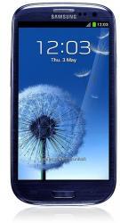 Samsung I9300 Galaxy S III plava