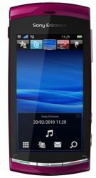 Sony Ericsson Vivaz U5i crvena