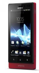 Sony Xperia MT27i Sola crvena